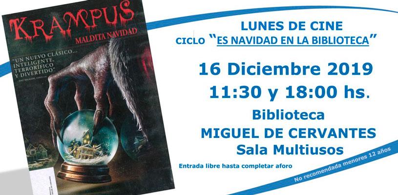 Lunes de cine: Krampus: maldita Navidad (2015)