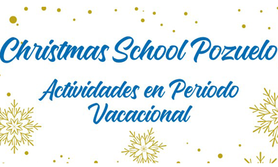 Christmas School Pozuelo