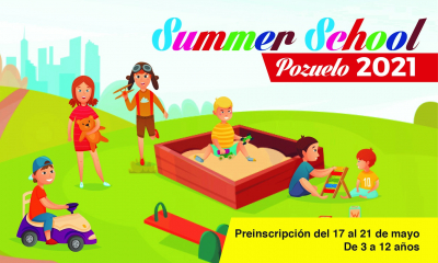 Summer school Pozuelo
